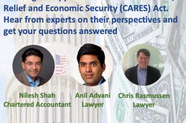 Joint Webinar with ATEA American Tamil Entrepreneurs Association