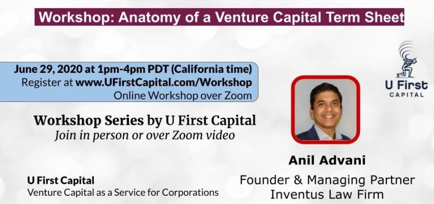 Anatomy of a Venture Capital Term Sheet