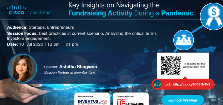 Online Event – Key Insights on Navigating the Fundraising Activity During a Pandemic