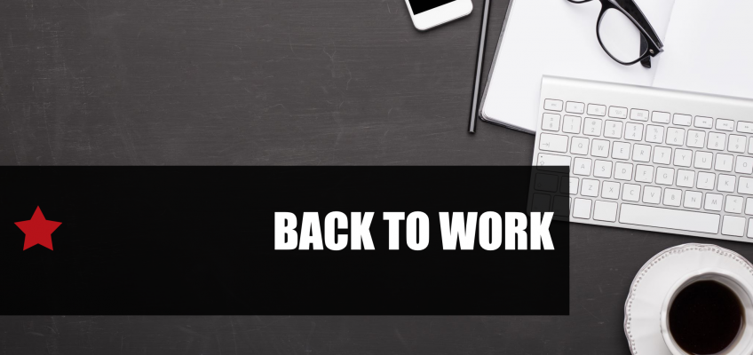 CALIFORNIA BACK-TO-WORK ORDINANCES