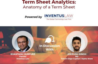 Online Event: 'Term Sheet Analytics: Anatomy of a Term Sheet