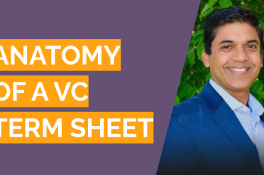 You are invited to join a webinar: Anatomy of a VC Term Sheet.