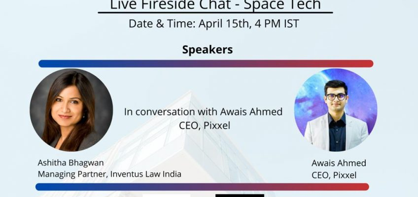 #FoundersLead Fireside Chat – Space Tech